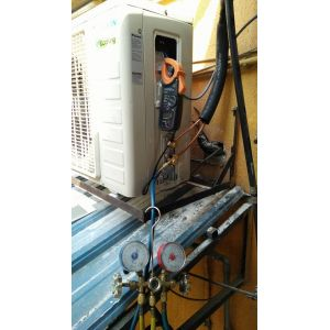Air Conditioner Refrigerant Gas Top Up Service (Site Visit/Inspection)